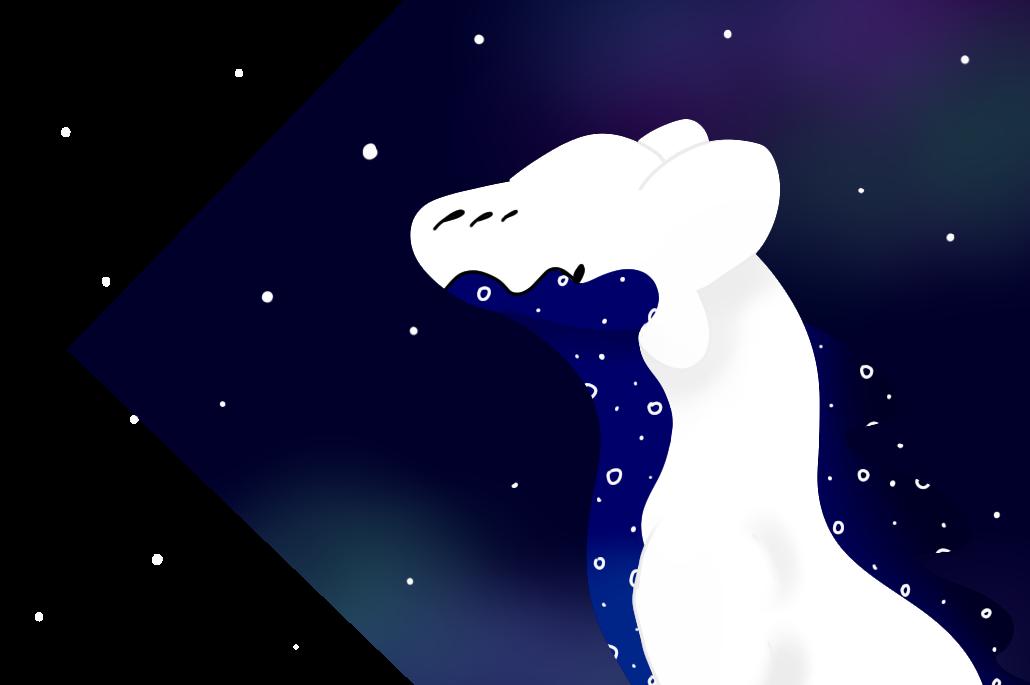 Bright Light by i-draw-dragon-things