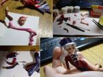 Yagokoro Eirin figure -_-