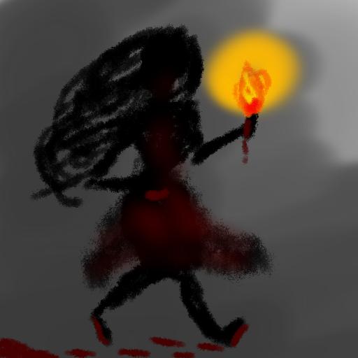 Noche roja by Yani-Emi