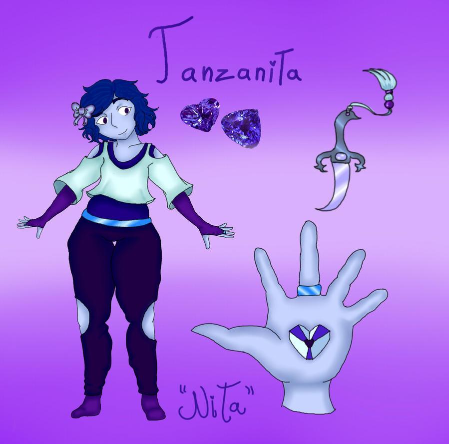 Dear is a Tanzanita by Yani-Emi