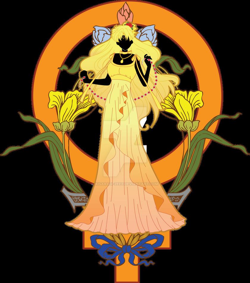 Princess Venus by Kisaragi-Zeet