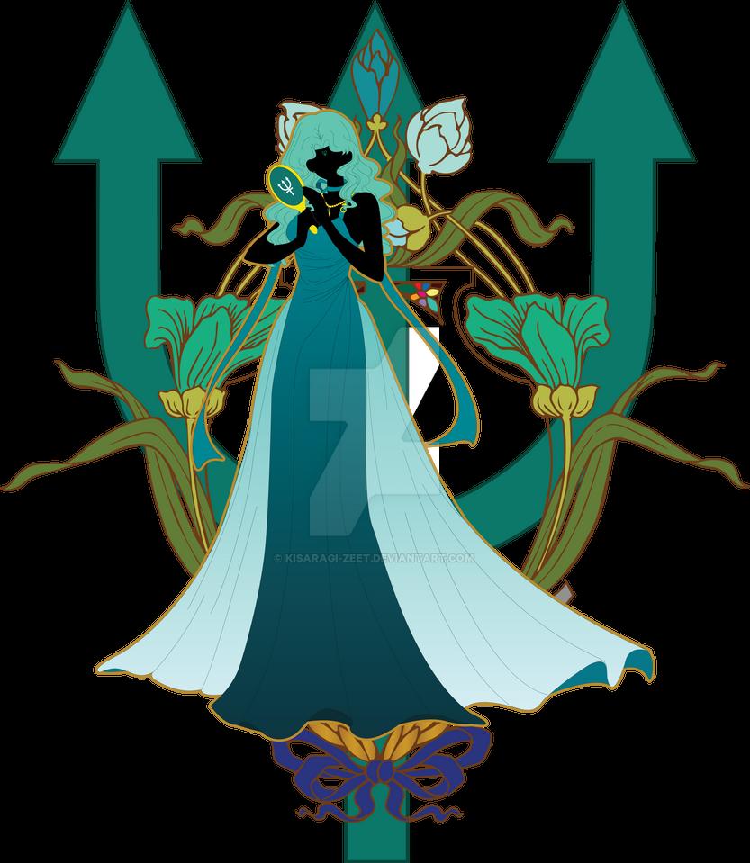 Princess Neptune by Kisaragi-Zeet