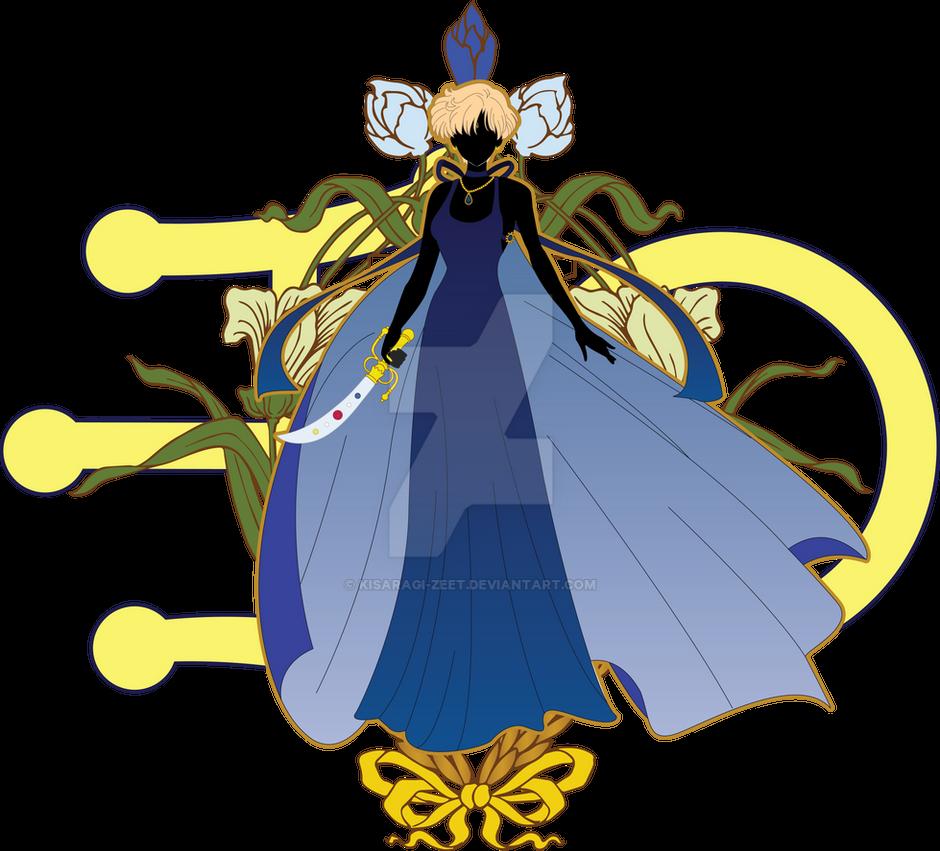 Princess Uranus by Kisaragi-Zeet