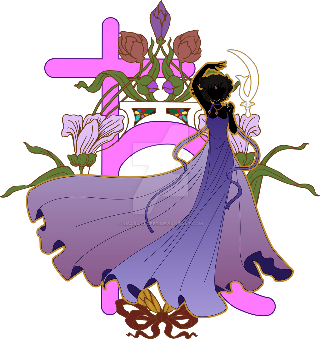 Princess Saturn by Kisaragi-Zeet