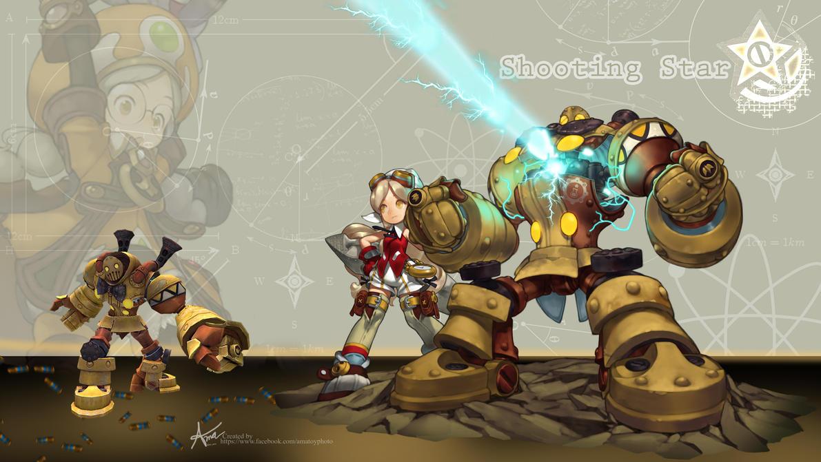 Praetor Source Wallpaper Dragonnest Shooting Satr By Ama Toyphoto On DeviantArt