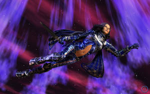 Cosmic Angel by Bardicus