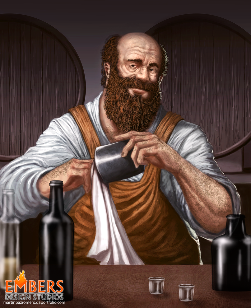 barkeeper forum