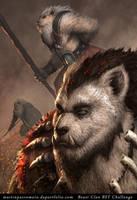 Beast Clan by martinpazromero
