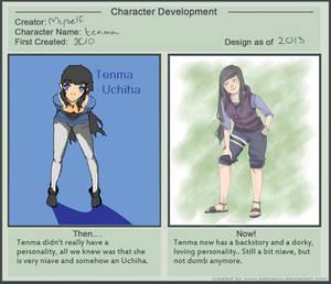 Character Development: Tenma