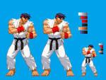CVS Ryu (double res) by DieGolosO