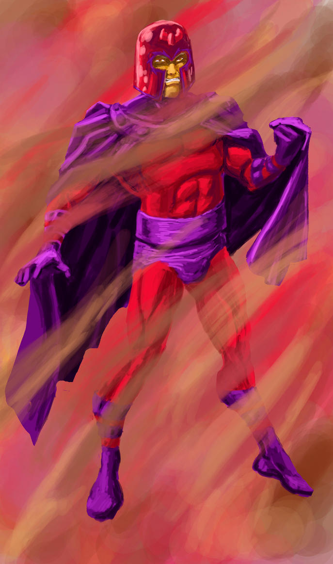 Magneto by lilmikeegee