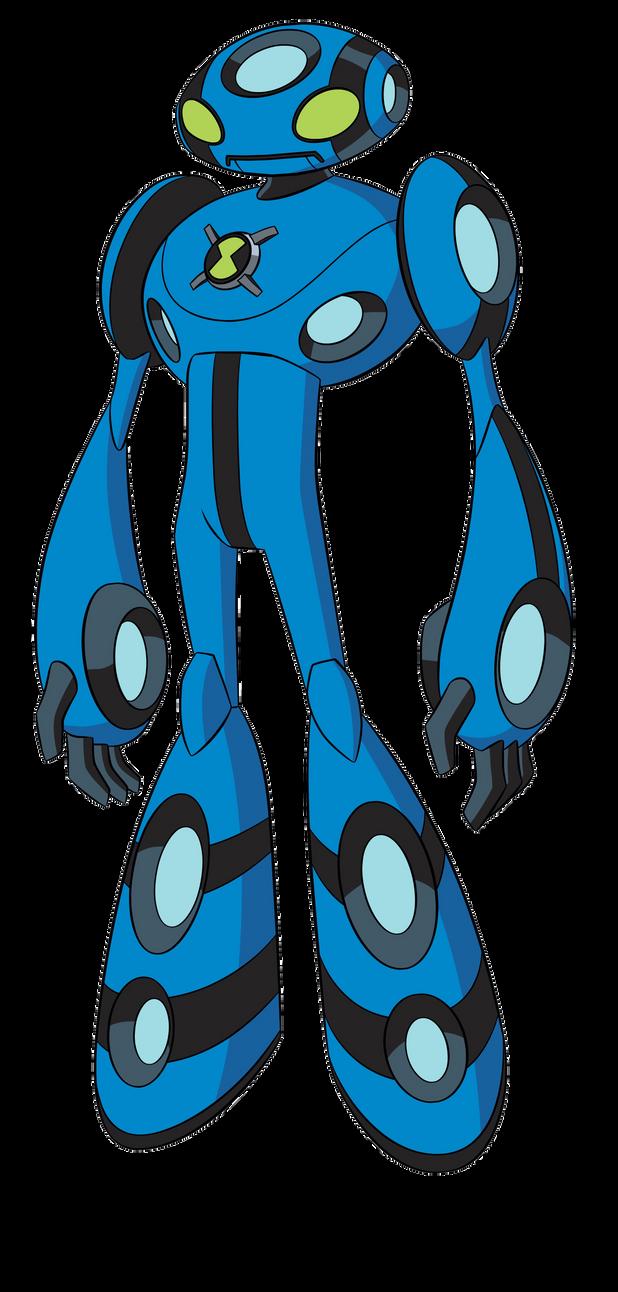 Ben10 Alien Force Echo Echo