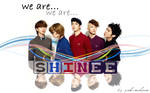 SHINee simplecolor by yidmilan