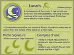 Mythe Ref - Lunaris