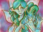 The Great Fairy by SuaveDarjeeling