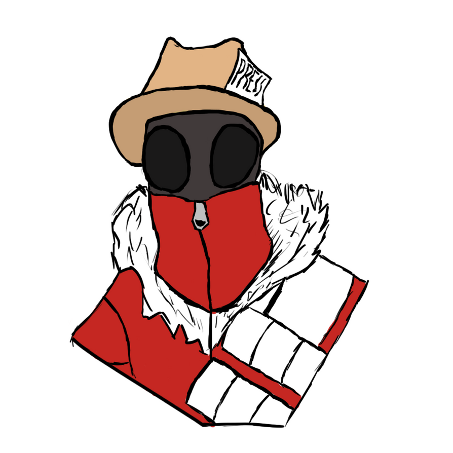 unfinished pyro drawing by Queegins