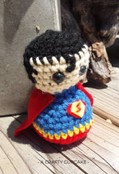 ACC Superman by ACraftyCupcake
