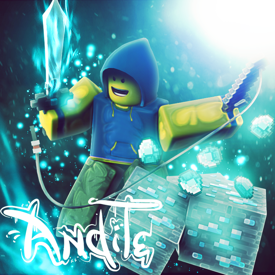 A Roblox Gfx Thumbnail By Nanda000 For Cxlockwork By Nandamc