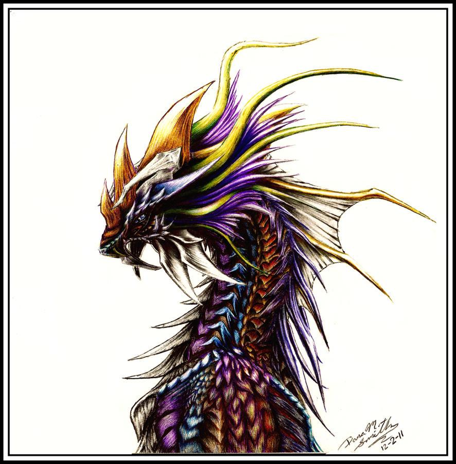 Zeitgeist Dragon by ZeitgeistDragon