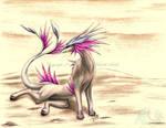 OLD My Dragonsona (Drake Form)