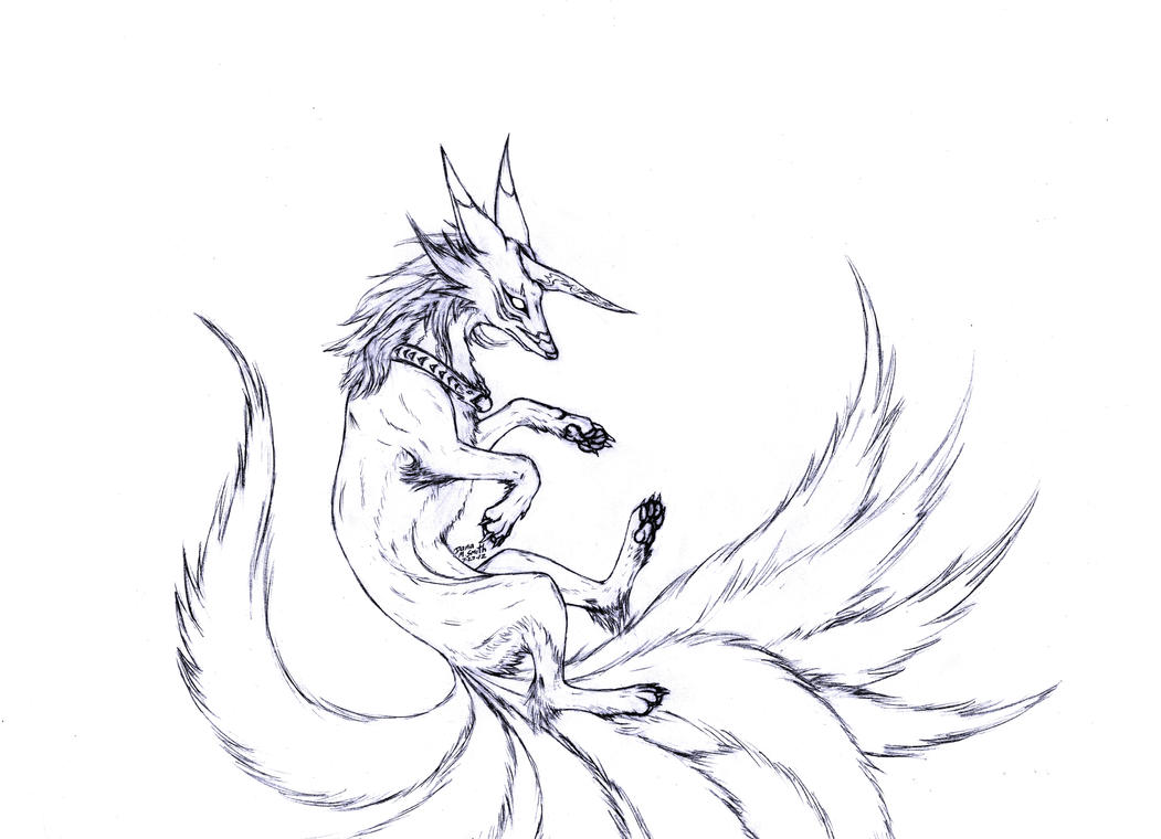 AT: line art Shadow Saber by LegacyofanArtist