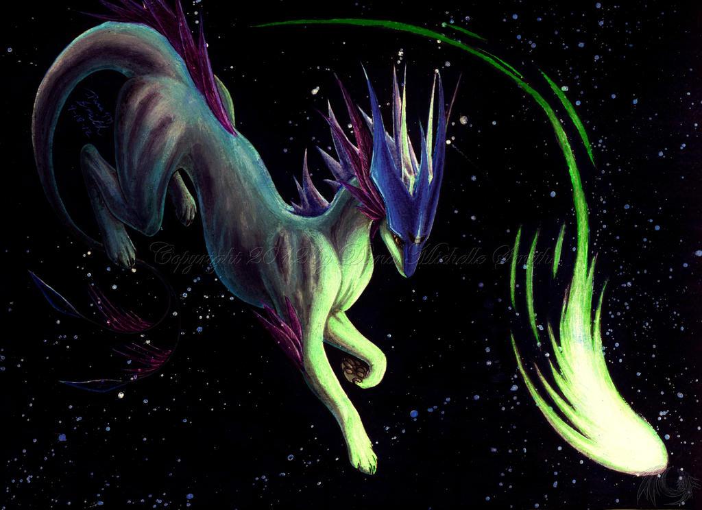 Starlit Path by ZeitgeistDragon