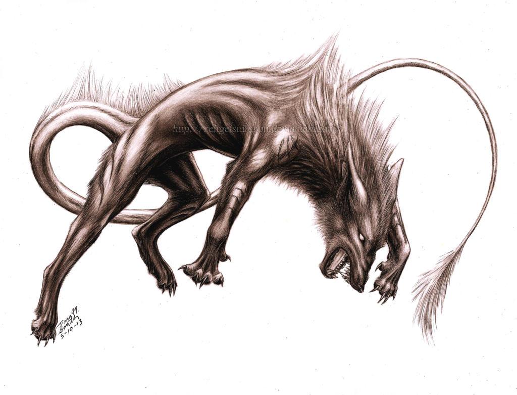 Ravenous by ZeitgeistDragon