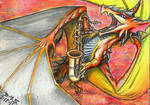ATC: Jazz Dragon by CryoftheBeast