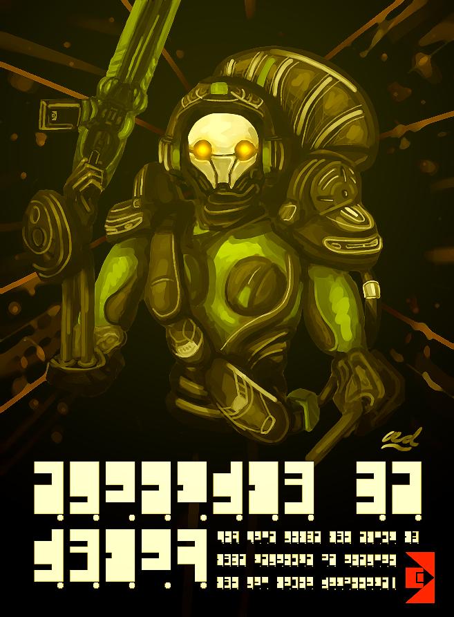 Grineer Propaganda by MisterKhact