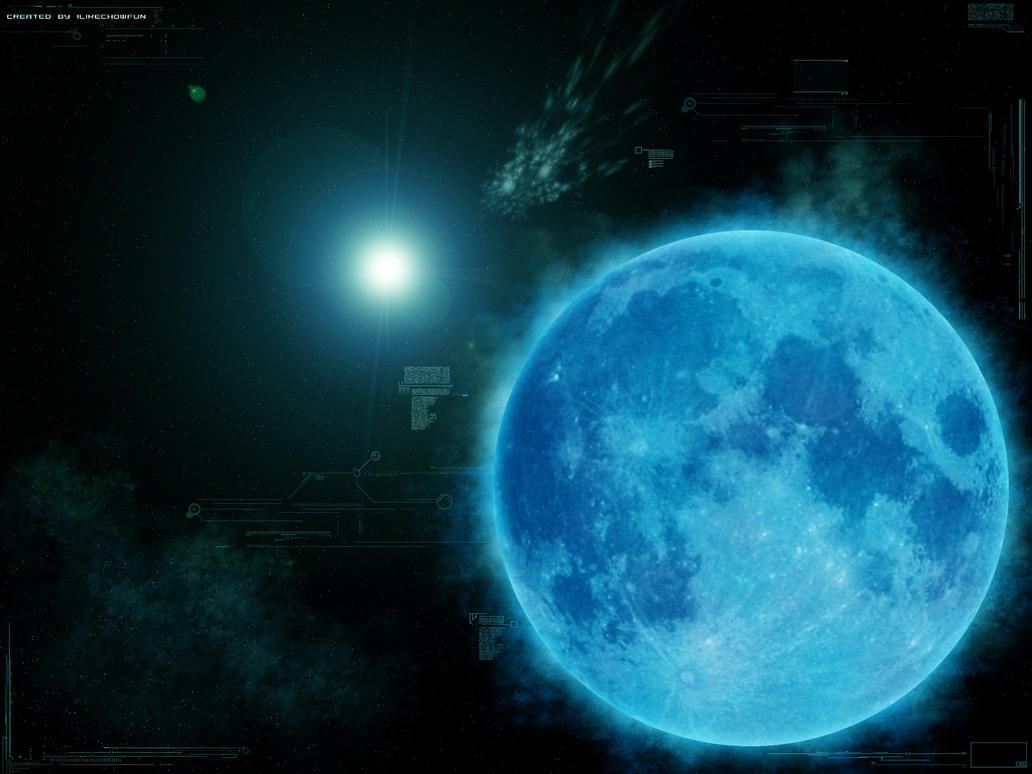 Blue Moon by iLiKeChOwFuN