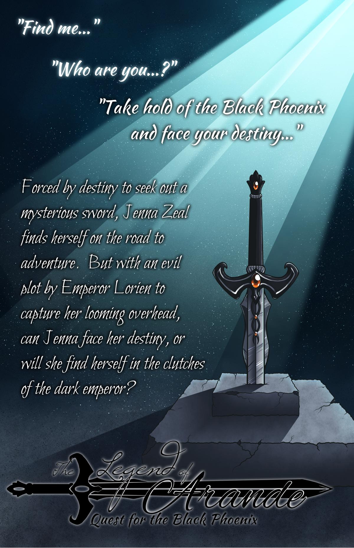 Legend of Arande Teaser Image by Aqua-Drannix