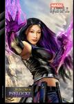 Ji-In Cho as Psylocke