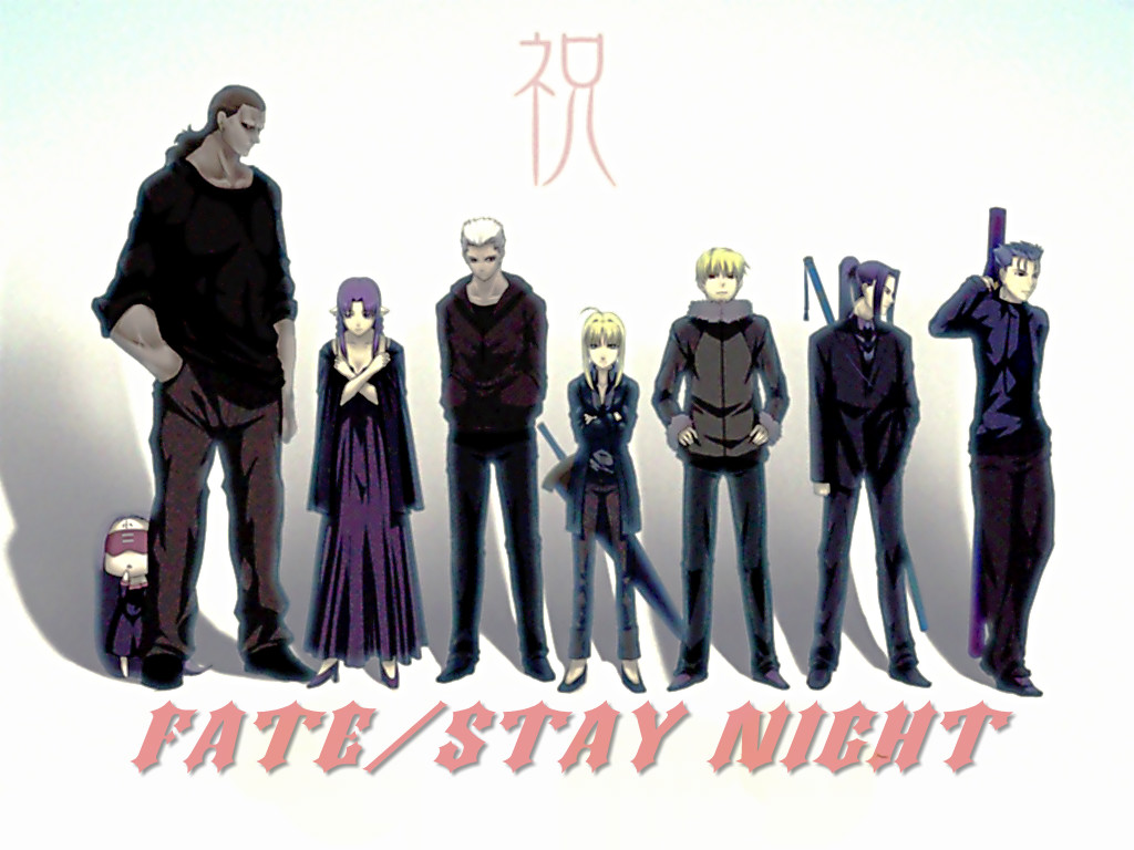 Fate Stay Night By Torrak07 On Deviantart