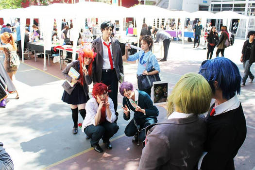 Troll Kashima and Seo