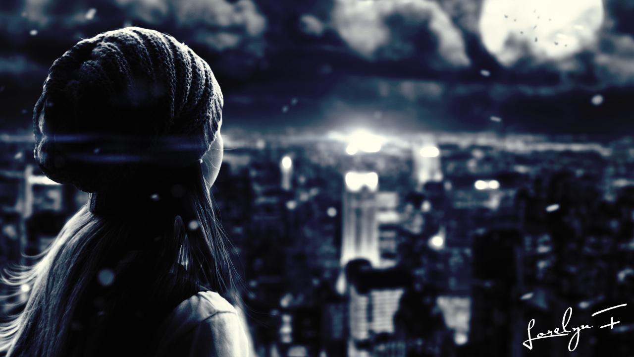 Arkham City by LorelynF