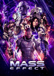MASS EFFECT : ENDGAME [male]