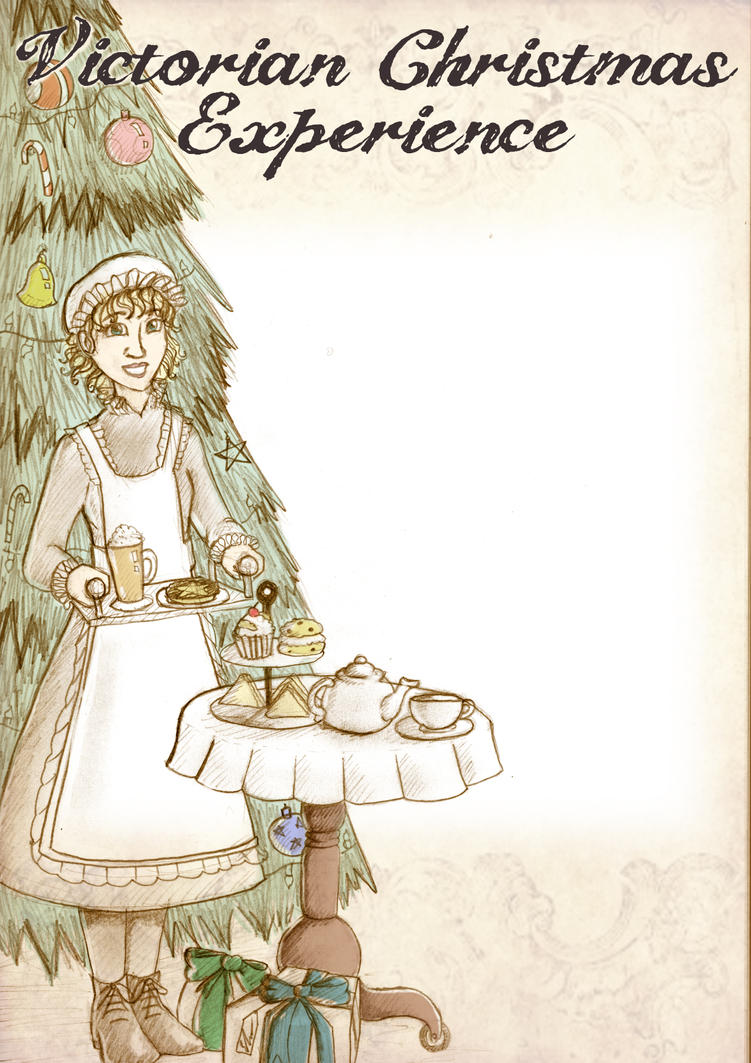 Victorian Christmas by o0NeonCola0o