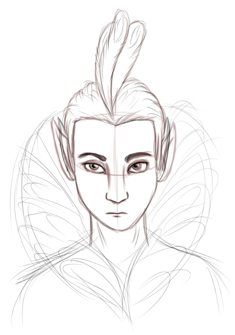 WIP Not amused by o0NeonCola0o