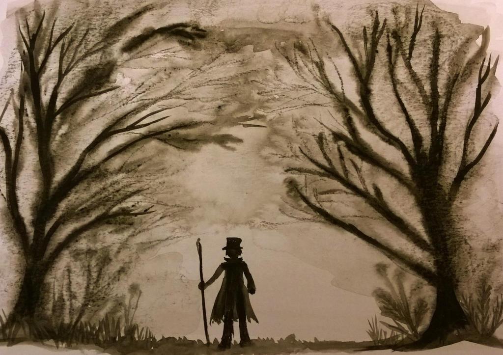 Sketch: Black by o0NeonCola0o