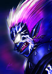 One Punch Man Lord Boros