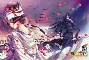 MINIBOOKcover:Bride by bcnyArt