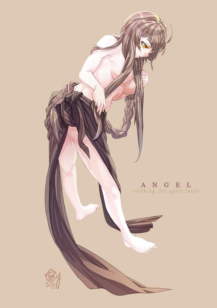 ANGEL by bcnyArt