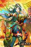 The Three Kingdoms Mobile Jiang Wei