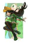 Ashui Tsuyu - My Hero Academia