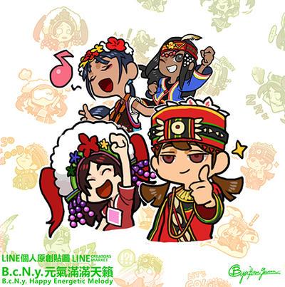 B.c.N.y. Happy Energetic Melody by bcnyArt