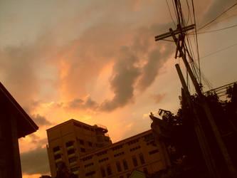 Sun Will Shine Again by blackhunter09