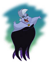 Ursula by toonbaboon