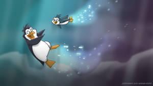 Penguin Dad