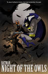 Batman: Night of the Owls and Comic Con Special
