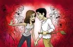 Walking Dead - Love Among the Walkers